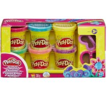 Hasbro Play-Doh Sparkle Collection Compound