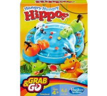 Hasbro Hungry Hungry Hippos Travel