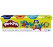 Hasbro PlayDoh 4-Pack Bold Color
