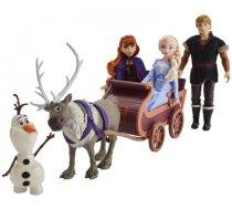 Hasbro Disney Frozen II Set With Sledges