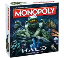 Hasbro Monopoly Halo Collectors Edition