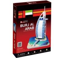 3D  Cubicfun Burj Al Arab 3D, 44 gab.