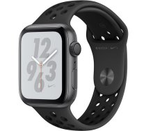 Apple Watch Nike+ Series 4 GPS, 44mm Space Grey Aluminium Case with Nike Sport Band