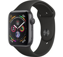 Apple Watch Series 4 GPS, 44mm Aluminium Case with Sport Band