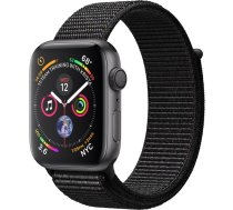 Apple Watch Series 4 GPS, 44mm Aluminium Case with Sport Loop