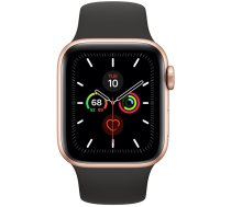 Apple Watch Series 5 40mm GPS + Cellular Gold Aluminum Case with Sport Band
