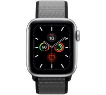 Apple Watch Series 5 40mm GPS Silver Aluminum Case with Sport Loop