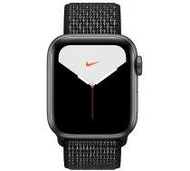 Apple Watch Series 5 40mm GPS Space Gray Aluminum Case with Nike Sport Loop
