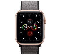 Apple Watch Series 5 44mm GPS + Cellular Gold Aluminum Case with Sport Loop