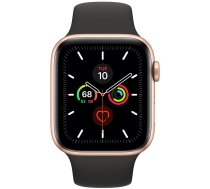Apple Watch Series 5 44mm GPS Gold Aluminum Case with Sport Band