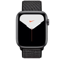 Apple Watch Series 5 44mm GPS Space Gray Aluminum Case with Nike Sport Loop