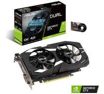 Asus Dua GeForcel GTX 1650 O4G 4GB GDDR5