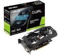 Asus GeForce GTX 1660 Ti 6GB Dual OC DUAL-GTX1660TI-O6G