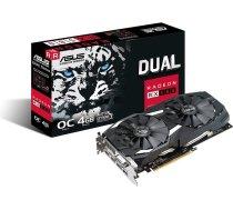 Asus Radeon RX580 4GB Dual OC DUAL-RX580-O4G