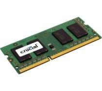 Crucial Sodimm 8GB 1600MHz CL11 DDR3