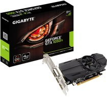Gigabyte GeForce GTX 1050 Ti 4GB OC Low Profile