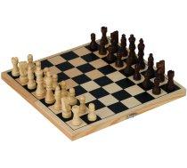 Goki Classic Wooden Chess