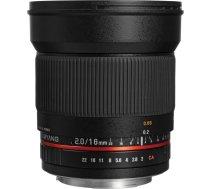 Samyang 16mm f/2.0 ED AS UMC CS Canon