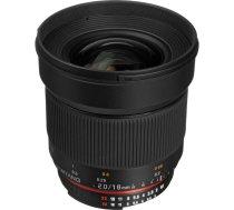 Samyang 16mm f/2.0 ED AS UMC CS Nikon