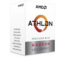 AMD Athlon 220GE Processor with Radeon Vega 3 Graphics