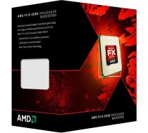 AMD FX-8350 with Wraith cooler FX 8-Core Black Edition Processors