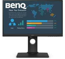 """BenQ BL2480T 60,5cm (23,8"""") Office-Monitor 16:9 HDMI/VGA/DP 5ms 250cd/m² 20Mio:1"""