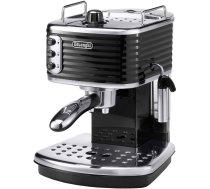 Delonghi Espresso, Kafija, Kapučīno, Latte ECZ351BK Black