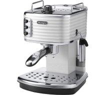 Delonghi Espresso, Kafija, Kapučīno, Latte Scultura ECZ 351.W
