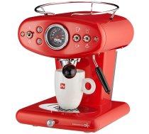 Illy X1 Espresso, Kafija, Kapučīno, Latte Anniversary Red 60249