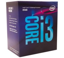 Intel Core i3-8100 3.60GHz 6M LGA1151 BX80684I38100