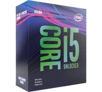 Intel Core i5-9600KF 3.7GHz 9MB BOX BX80684I59600KF