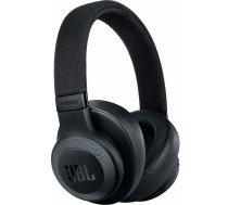 JBL E65BTNC Wireless over-ear noise-cancelling headphones
