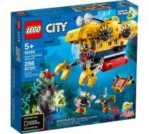 Lego   City Ocean Exploration Submarine 60264 60264 286 gab.