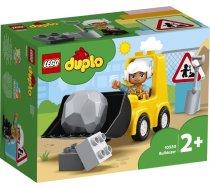 Lego   Duplo Bulldozer 10930 10930 10 gab.