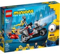 Lego   Minions Unstoppable Bike Chase 75549 75549 136 gab.