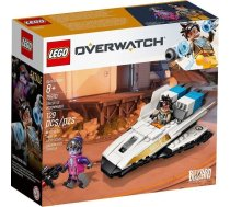 Lego   Overwatch Tracer VS Widowmaker 75970 75970 129 gab.
