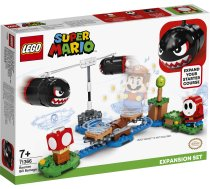 Lego   Super Mario Boomer Bill Barrage Expansion Set 71366 71366 132 gab.