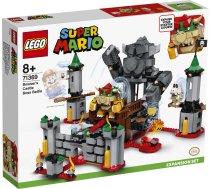 Lego   Super Mario Bowsers Castle Boss Battle Expansion Set 71369 71369 1010 gab.