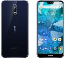 Nokia 7.1 32GB blue Array 11CTLL01A06 ( JOINEDIT19628473 ) Mobilais Telefons
