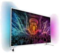 "Philips 49"" UHD 4K Smart TV 49PUS6501"