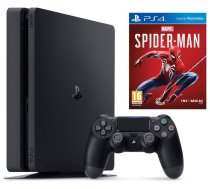 PlayStation 4 Slim 1TB Spider-Man