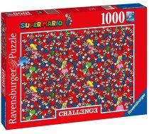 Ravensburger Puzzle Super Mario Challenge 1000pcs 16525