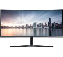 "Samsung 34"" 3440 x 1440 LED VA Curved C34H890"