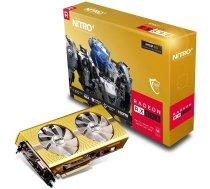Sapphire Radeon RX 590 Nitro+ 50TH Edition 8GB GDDR5 PCIE 11289-07-20G