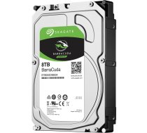 Seagate BarraCuda 8TB HDD 256MB SATA III ST8000DM004
