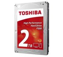 Toshiba P300 2TB HDD 64MB SATA III HDWD120UZSVA
