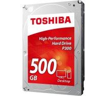 Toshiba P300 500GB HDD 64MB SATA III HDWD105UZSVA