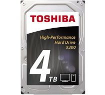 Toshiba X300 4TB HDD 128MB SATA III HDWE140UZSVA