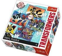 Trefl 4-in-1 Transformers 34287, 35/48/54/70 gab.