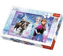 Trefl Disney Frozen Wintery Adventures 15344, 160 gab.